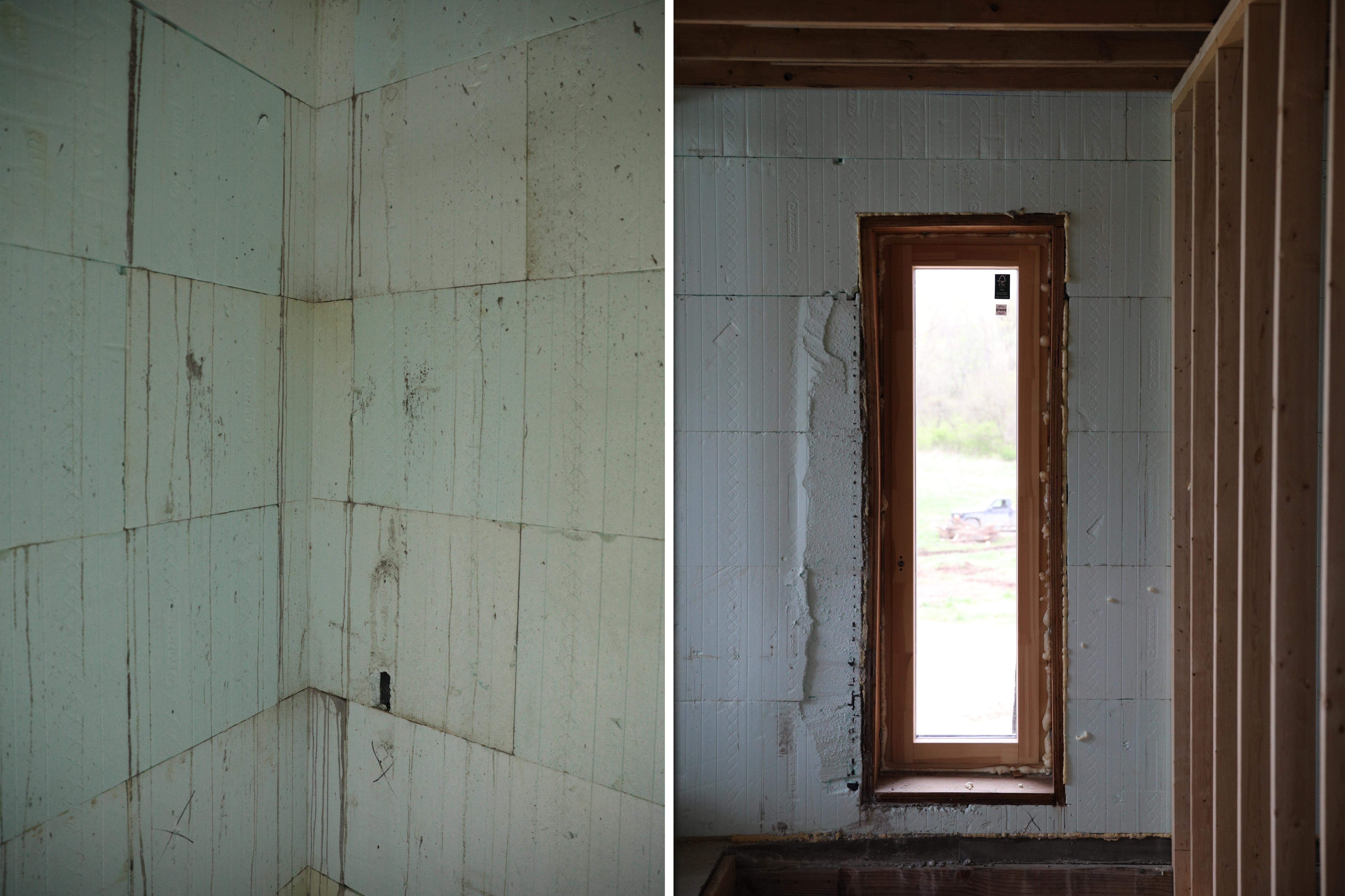 Windows In ICF Walls